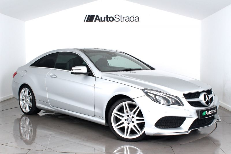 Used MERCEDES E-CLASS in Somerset for sale