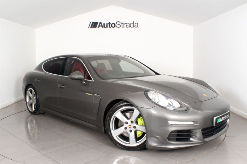Used PORSCHE PANAMERA in Somerset for sale