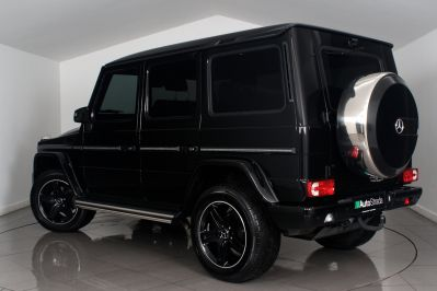 MERCEDES-BENZ G350 CDI 3.0D NIGHT EDITION  - 3367 - 12