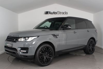 LAND ROVER RANGE ROVER SPORT SDV6 HSE DYNAMIC SUV - 3039 - 16