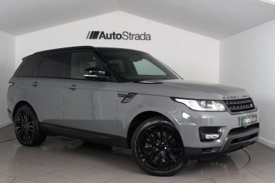 LAND ROVER RANGE ROVER SPORT SDV6 HSE DYNAMIC SUV - 3039 - 1
