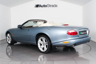 JAGUAR XK8 CONVERTIBLE - 3261 - 16