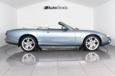 JAGUAR XK8 CONVERTIBLE - 3261 - 7