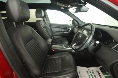 LAND ROVER DISCOVERY SPORT SD4 HSE LUXURY - 3907 - 26