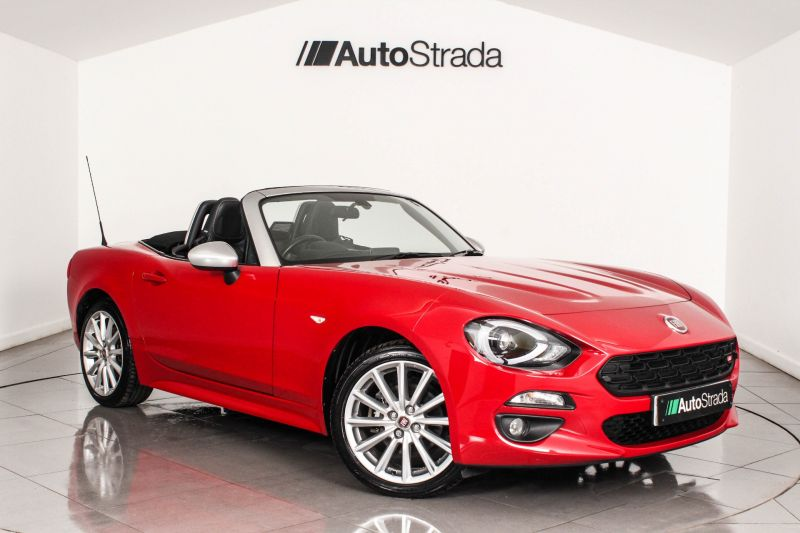 Used FIAT 124 in Somerset for sale