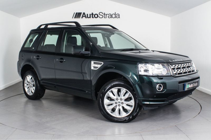 Used LAND ROVER FREELANDER in Somerset for sale