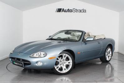 JAGUAR XK8 CONVERTIBLE - 3261 - 5