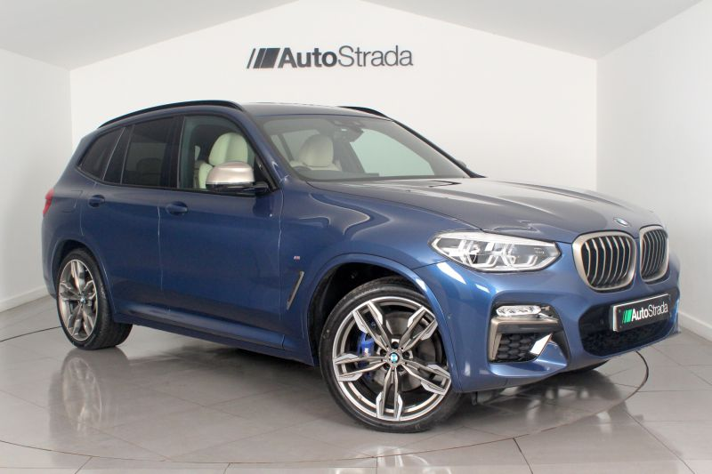 Used BMW X3 in Somerset for sale