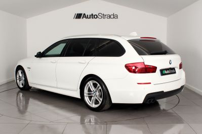 BMW 5 SERIES 520D 2.0 M SPORT TOURING - 3396 - 17