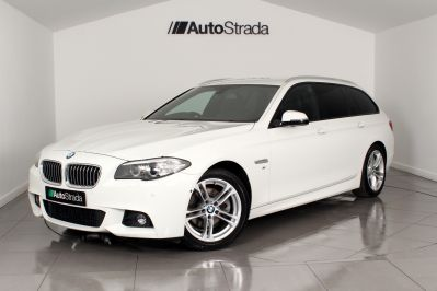 BMW 5 SERIES 520D 2.0 M SPORT TOURING - 3396 - 6
