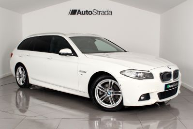 BMW 5 SERIES 520D 2.0 M SPORT TOURING - 3396 - 1