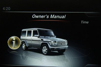 MERCEDES-BENZ G350 CDI 3.0D NIGHT EDITION  - 3367 - 67