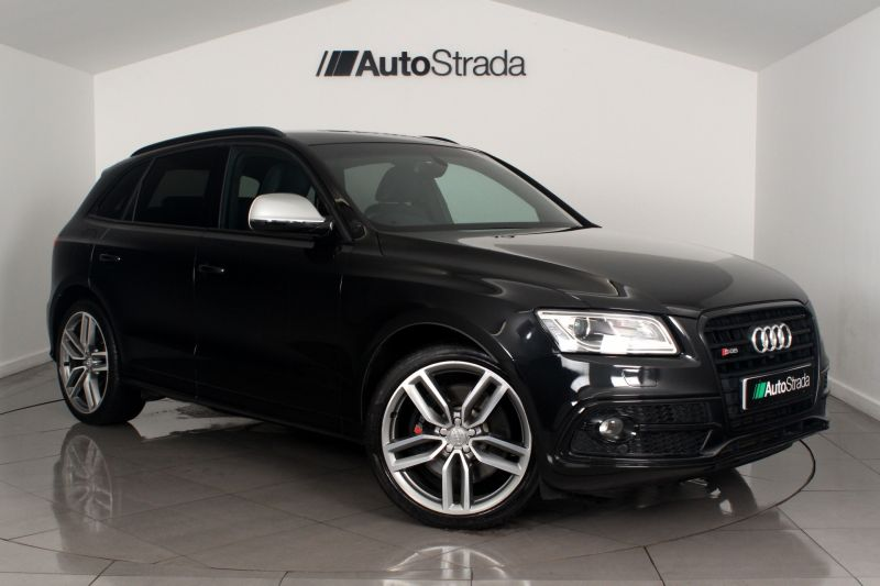 Used AUDI Q5 in Somerset for sale