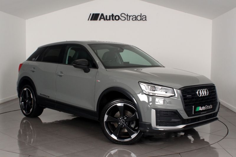 Used AUDI Q2 in Somerset for sale