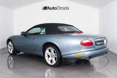 JAGUAR XK8 CONVERTIBLE - 3261 - 29