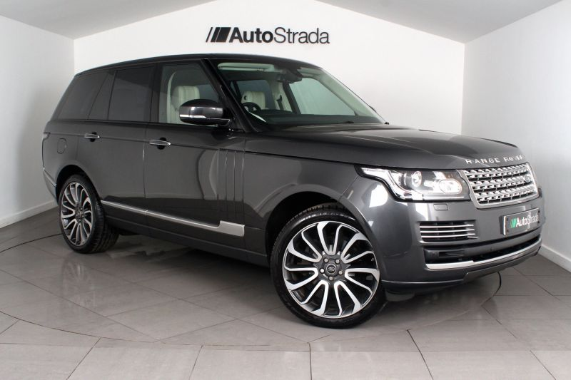 Used LAND ROVER RANGE ROVER in Somerset for sale
