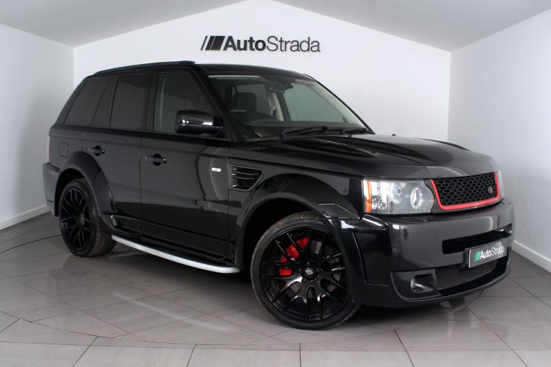 Used LAND ROVER RANGE ROVER SPORT in Somerset for sale