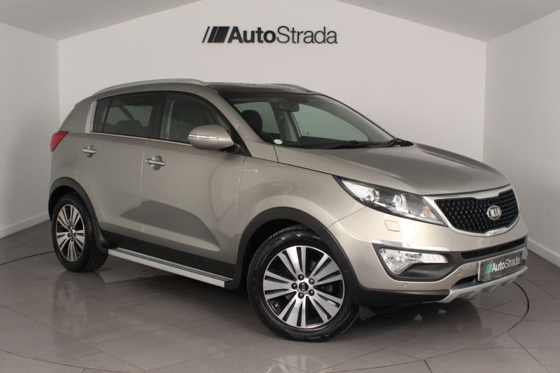 Used KIA SPORTAGE in Somerset for sale
