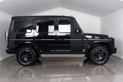 MERCEDES-BENZ G350 CDI 3.0D NIGHT EDITION  - 3367 - 7