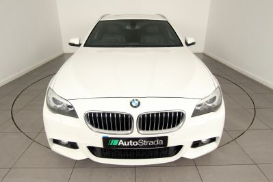 BMW 5 SERIES 520D 2.0 M SPORT TOURING - 3396 - 26