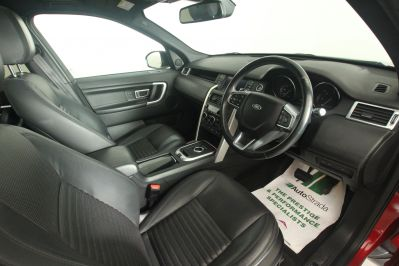LAND ROVER DISCOVERY SPORT SD4 HSE LUXURY - 3907 - 28