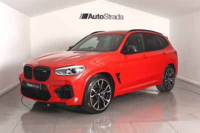 BMW X3 M COMPETITION - 3760 - 11