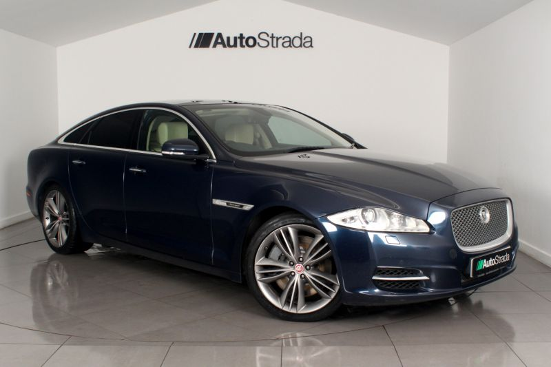 Used JAGUAR XJ in Somerset for sale