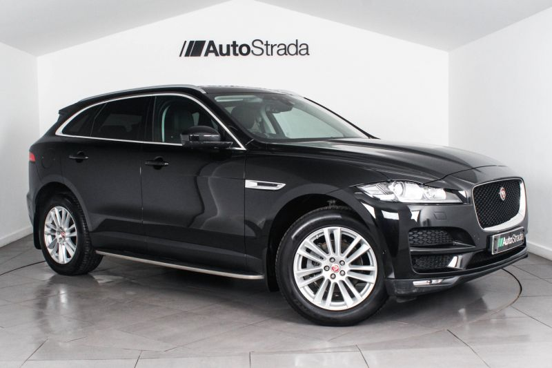 Used JAGUAR F-PACE in Somerset for sale