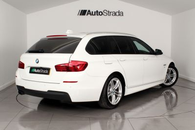 BMW 5 SERIES 520D 2.0 M SPORT TOURING - 3396 - 10