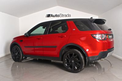 LAND ROVER DISCOVERY SPORT SD4 HSE LUXURY - 3907 - 13