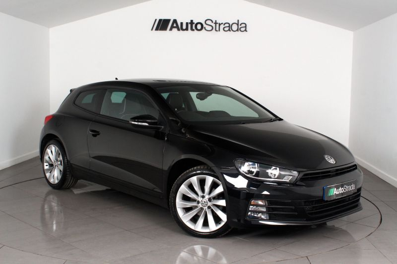 Used VOLKSWAGEN SCIROCCO in Somerset for sale
