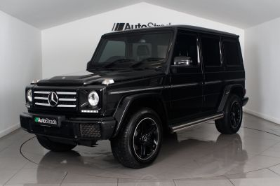 MERCEDES-BENZ G350 CDI 3.0D NIGHT EDITION  - 3367 - 14