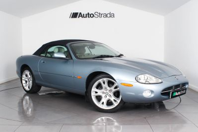 JAGUAR XK8 CONVERTIBLE - 3261 - 18