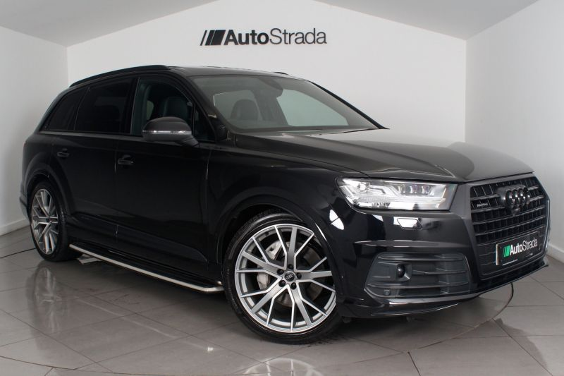 Used AUDI Q7 in Somerset for sale