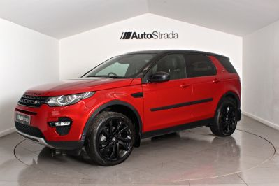 LAND ROVER DISCOVERY SPORT SD4 HSE LUXURY - 3907 - 10