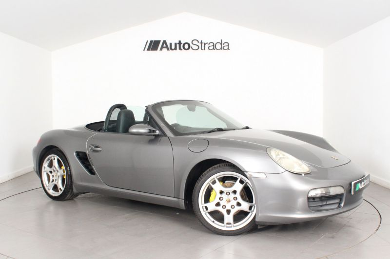 Used PORSCHE BOXSTER in Somerset for sale
