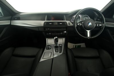 BMW 5 SERIES 520D 2.0 M SPORT TOURING - 3396 - 2