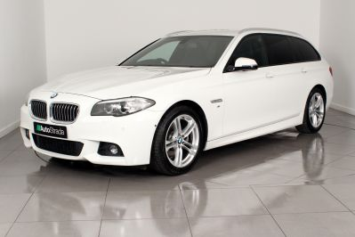 BMW 5 SERIES 520D 2.0 M SPORT TOURING - 3396 - 20