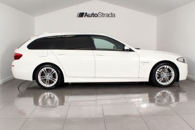 BMW 5 SERIES 520D 2.0 M SPORT TOURING - 3396 - 7