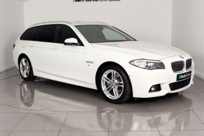 BMW 5 SERIES 520D 2.0 M SPORT TOURING - 3396 - 18
