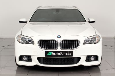BMW 5 SERIES 520D 2.0 M SPORT TOURING - 3396 - 19