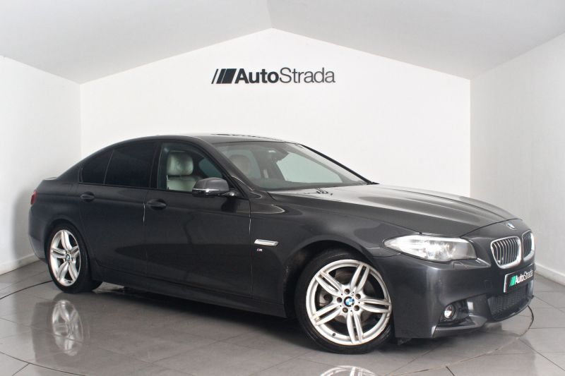 Used BMW 5 SERIES in Somerset for sale