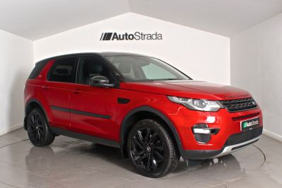 LAND ROVER DISCOVERY SPORT SD4 HSE LUXURY - 3907 - 8