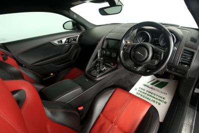 JAGUAR F-TYPE R 5.0 COUPE - 3144 - 2