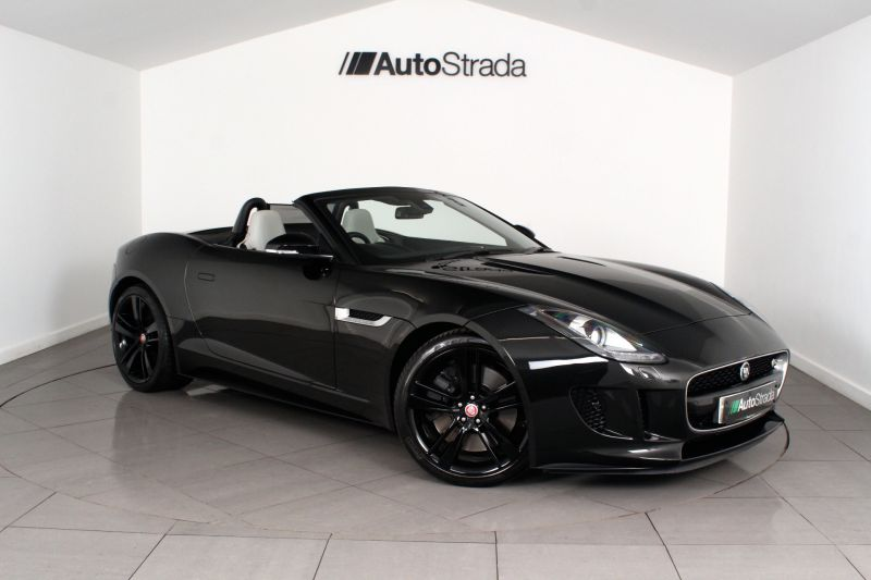 Used JAGUAR F-TYPE in Somerset for sale