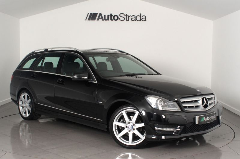 Used MERCEDES C-CLASS in Somerset for sale