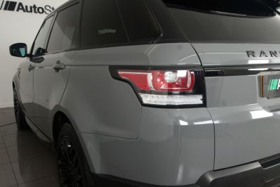 LAND ROVER RANGE ROVER SPORT SDV6 HSE DYNAMIC SUV - 3039 - 82