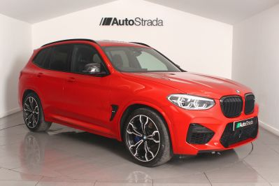 BMW X3 M COMPETITION - 3760 - 10