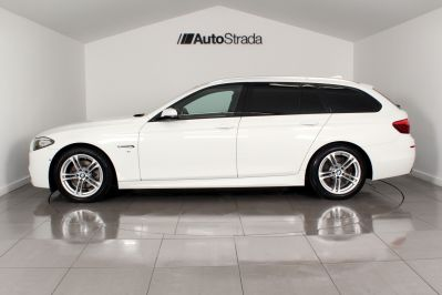 BMW 5 SERIES 520D 2.0 M SPORT TOURING - 3396 - 8