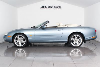 JAGUAR XK8 CONVERTIBLE - 3261 - 6